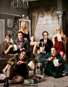 The Big Bang Theory Casts