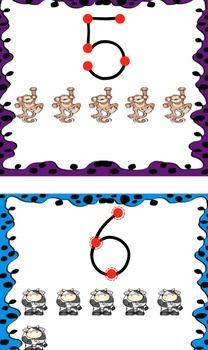 Touch Math Counting Cards- RTI?? for kinesthetic or tactile learners?