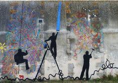 5d3d9721230e61 30 meilleures images du tableau jef aerosol | Street artists, Street ...