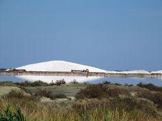 Les salines - Aigues-Mortes Salt