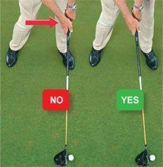 The two-plane swinger is probably going to favor a left-to-right shape for a go-to shot. Jack Nicklaus won a lot of tournaments pounding a cut drive out there 285 yards. The danger for a two-planer is that the act of shallowing out a steep angle through impact opens the clubface. If you don't play the ball far enough forward in your stance, that gentle fade can become a weak push slice. When you move the ball forward, opposite your front heel, make sure you don't push your hands forward as…