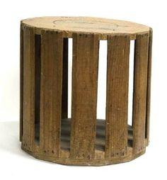 Cheddar crate