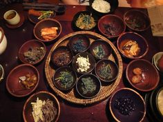 Vegetarian Temple Food [Insadong, Seoul, South Korea]