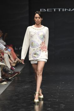 Pasarela Ixel Colombia 2015 - Bettina Spitz