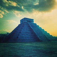 Chichen Itza w Yucatán
