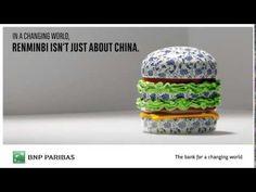 BNP Paribas - Digital Burger - YouTube