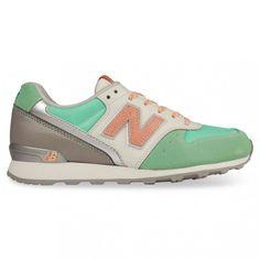 New Balance 996 Peach