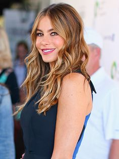 Star Tracks: Wednesday, June 10, 2015 | PRETTY IN PINK (LIPS) | Sofia Vergara looks effortlessly elegant at the Screen Actors Guild Foundation's Sixth Annual L.A. Golf Classic on Monday.