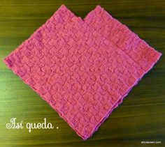 Ponchito Tejido A Dos Agujas – Alicia's Own Picnic Blanket, Outdoor Blanket, Knit Baby Dress, Weaving Patterns, Knitted Poncho, Baby Knitting, Blog, Braids, Cowl