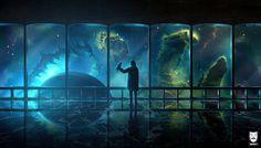 The Observatory by 1maginate.deviantart.com