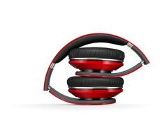 Beats by Dr. Dre Studio ROJO