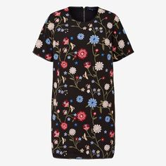 New Arrivals   Winter Bloom Shift Dress. #frenchconnectionau #fcuk