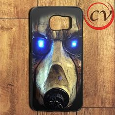Pshyco Mask Samsung Galaxy S7 Edge Case