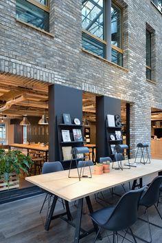 Luchtruim Eindhoven by Mulderblauw architecten, Eindhoven – Netherlands » Retail Design Blog