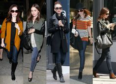 Lily Collins Style
