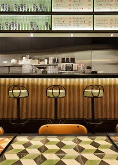 Old Street Kobiteh restaurant, located in the Popcorn shopping mall in Hong Kong's Tseung Kwan O district, was designed by Nelson Chow