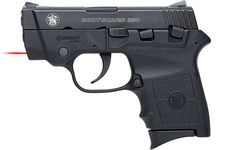 Smith & Wesson Bodyguard 380 ACP w/Integral Laser Syn Grip Black Melonite - New River Sports - America's largest online firearms and accessories mall.