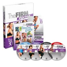 The Firm Express DVD Kit - http://appmyxer.com/?p=4004 -    View larger  The Firm Express DVD Kit  The Firm Express DVD Kit is a 30-day, 4-cycle workout system arranged in a unique progression specifically sequenced to optimize weight loss and sculpt long, lean muscles. Each cycle includes three revolutionary workouts for a total of 12 power-packed