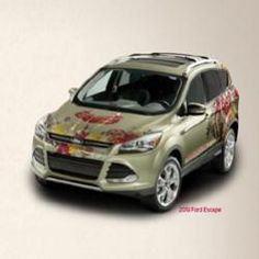 Win a Ford Explorer 2013 USA only