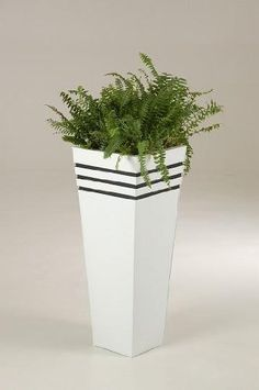"Vivanno Single Zinc Planters ""New Classic"" White 80 Cm Incl. Irrigation System Buy this and much more home & living products at http://www.woonio.co.uk/p/vivanno-single-zinc-planters-new-classic-white-80-cm-incl-irrigation-system/"