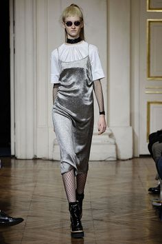 Look 4 Neith Nyer SS16 #neithnyer #fashion #theonetowatch