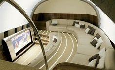 Lounging at 30,000ft: Bespoke Jet Interiors - Page 3 | Luxury Insider - The Online Luxury Magazine