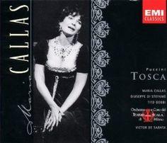 Amazon.com: Puccini: Tosca: Maria Callas, Giacomo Puccini, Victor De Sabata, Orchestra e Coro del Teatro alla Scala, Giuseppe di Stefano, Tito Gobbi: Music