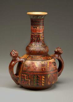INCA CULTURE POTTERY 2