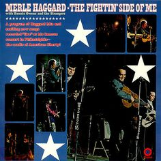Merle Haggard with Bonnie Owens and The Strangers The Fightin' Side of – Knick Knack Records