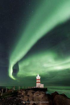 Old Garðskagi Lighthouse Credit: Kjartan G. Júlíusson Location: Iceland Release Date: January 31, 2017