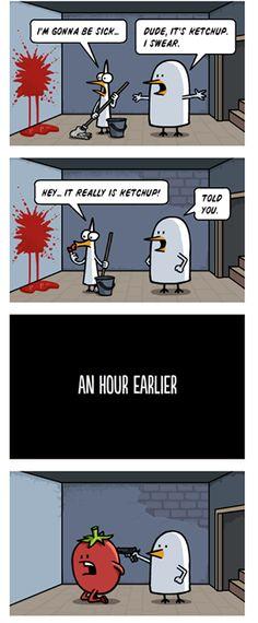 Horror Humor