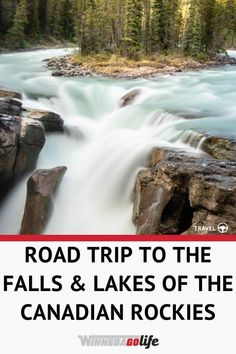If you are planning a trip to the Canadian Rockies then check out this article! Here are all the tips and recommendations for touring the lakes and falls of the Canadian Rockies. From when to visit, lay of the land, and where to stay just to name a few. This is the best guide to an incredibly beautiful area that is a must for all bucket-list destinations. Visit Lake Louise in Banff National Park, or Takakkaw Falls in Yoho National Park, and many more. You won't be disappointed! Yoho National Park, National Parks, Autumn Lake, Bucket List Destinations, Canadian Rockies, Touring, Waterfall, Road Trip, Rv Tips