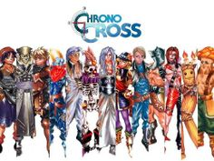 Chrono Cross Wallpaper: Chrono Cross