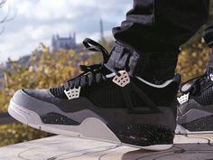 Nike Air Jordan IV Fear Pack - 2013 (by busard69) Michael Jordan, Jordan Iv, Buy Sneakers, Sneakers Fashion, Converse All Star, Zapatillas Jordan Retro, Baskets, Shoe Gallery, Fresh Shoes