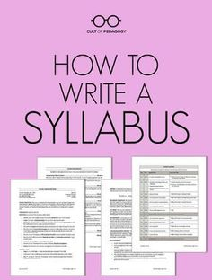 This model and template will help college, high school, and middle school teachers put together a syllabus that sets you and your students up for a great year. Continue Reading → high school How to Write a Syllabus Teacher Organization, Teacher Tools, Teacher Resources, Teachers Toolbox, Organization Ideas, High School Organization, Teacher Desks, Organized Teacher, Math Teacher