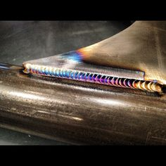 I miss TIG welding SO much...
