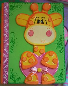 Felt Crafts, Diy And Crafts, Felt Books, Decorate Notebook, Character Drawing, Diy For Kids, Ideas Para, 3 D, Goodies