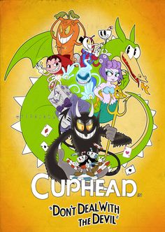 Cuphead by Fearcrowz on DeviantArt