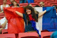 FRANCE - Las diosas de la Copa del Mundo.  Foto:Archivo /AFP / AP / EFE / Reuters