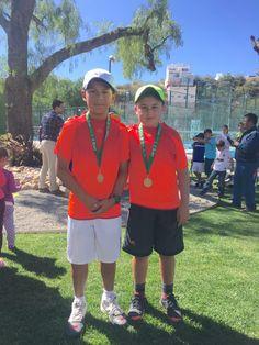 Gerardo Delgado, campeón de dobles en torneo Grado 3 en Querétaro