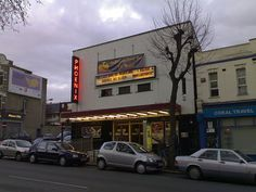 Phoenix Cinema - East Finchley    Oldest continuously operating cinema in the UK