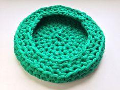 Crochet Pouf, Crochet Carpet, Crochet Pillow, Chunky Crochet, Crochet Hooks, Unique Crochet, Love Crochet, Easy Crochet Patterns, Crochet For Kids