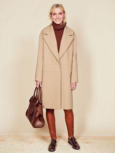 Menswear Long Coat 11/2015