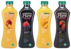 Nous fabriquons des #emballagespourjusdefruit haut de gamme qui sont plus flexible et sans fuite que les bouteilles récipients en plastiques rigides.