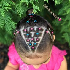 Baby Girl Hairstyles, Princess Hairstyles, Little Princess, African Fashion, Hair And Nails, Curls, Natural Hair Styles, Braids, Hair Beauty