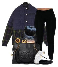 """""""#OFTD 05.12.14 Taxis ~ brianna"""" by vintagetrillbrat ❤ liked on Polyvore featuring StyleNanda, Chanel and TAXI"""