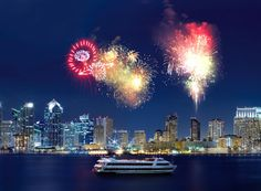 4th of July 2014 in Downtown San Diego