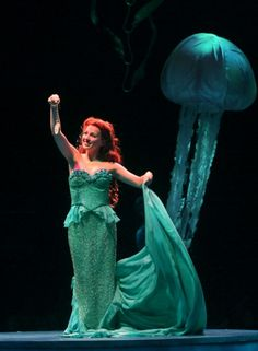 Photo Flash: Complete Look at Jessica Grové and More in Music Circus THE LITTLE MERMAID