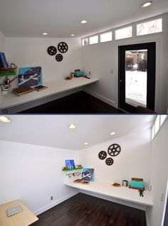 Only 7ft wide but plenty of space on The Owner-Builder Network  http://theownerbuildernetwork.co/wp-content/blogs.dir/1/files/sheds-1/only-7-ft.jpg