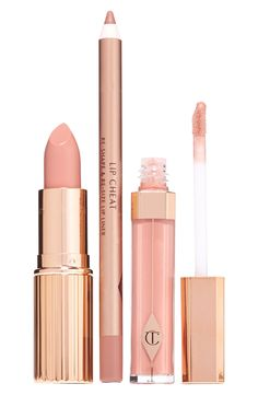 Charlotte Tilbury 'The Perfect Nude Kiss' Set (Online Only) (Nordstrom Exclusive) | Nordstrom